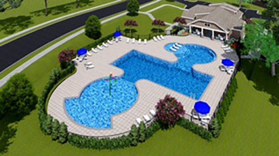 Stonewater Pool
