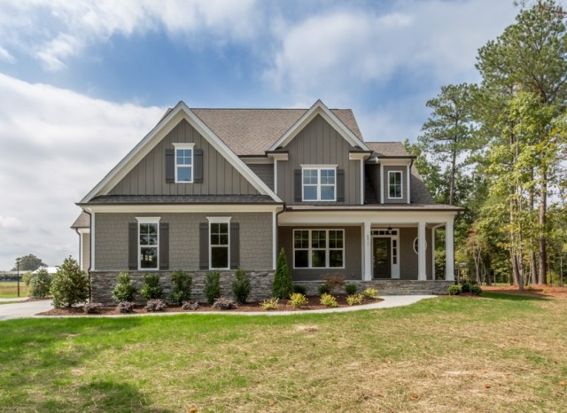 Homes for Sale in Wake Forest NC at King's Glen