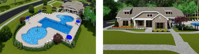 Future Pool & Clubhouse